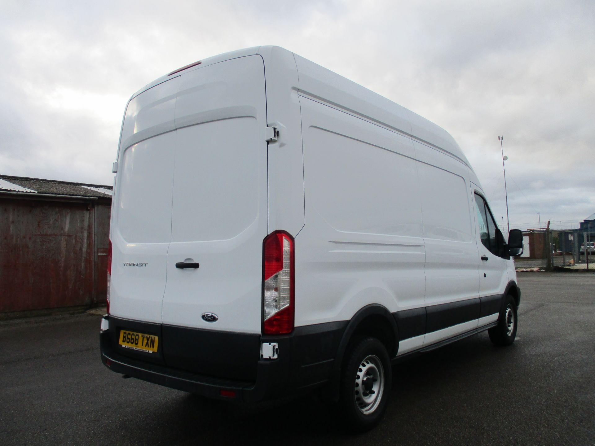 2018 Ford Transit 350 L3 H3 VAN 130PS EURO 6 (BG68TXN) Image 5