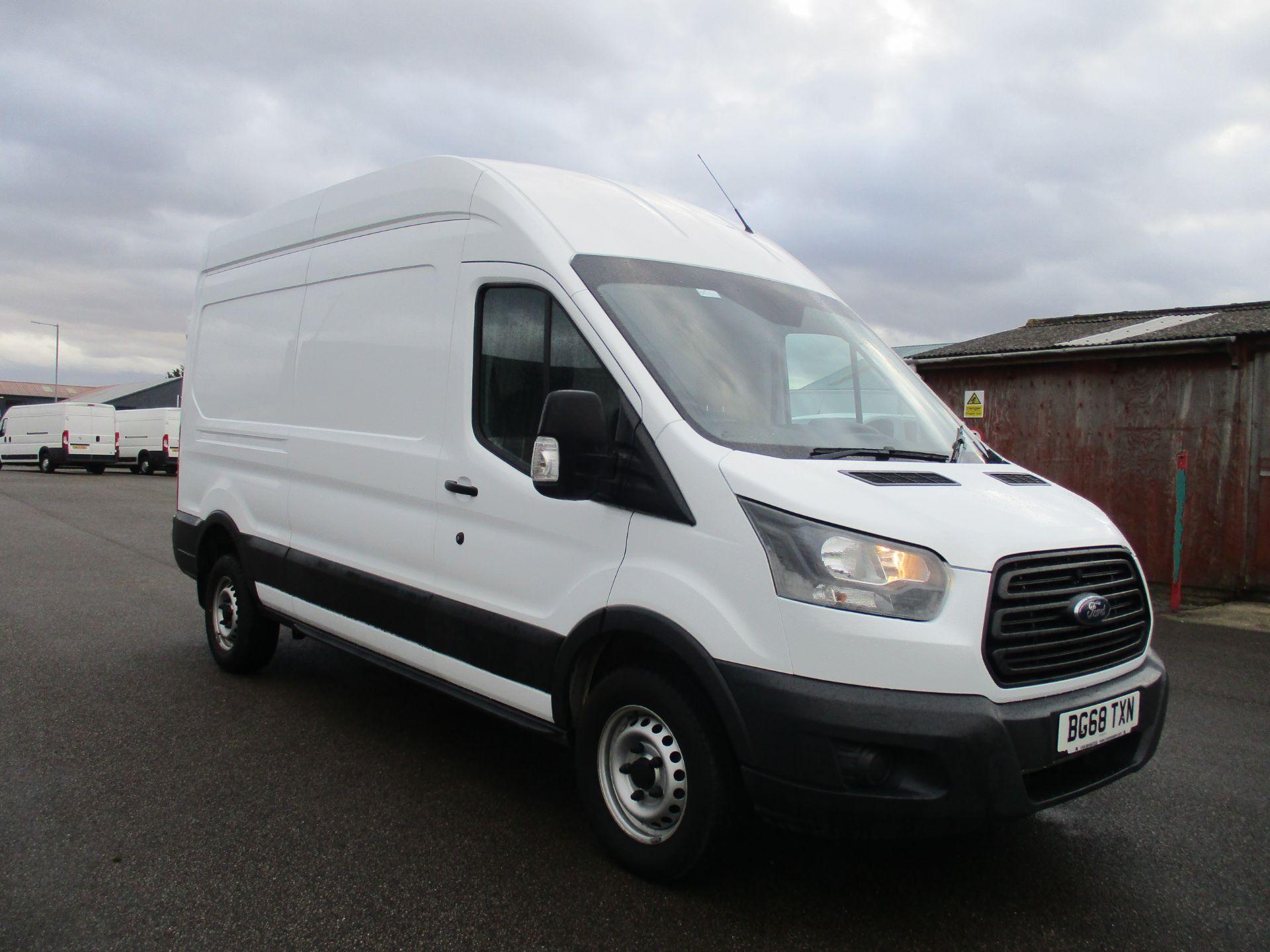 2018 Ford Transit 350 L3 H3 VAN 130PS EURO 6 (BG68TXN) Image 1