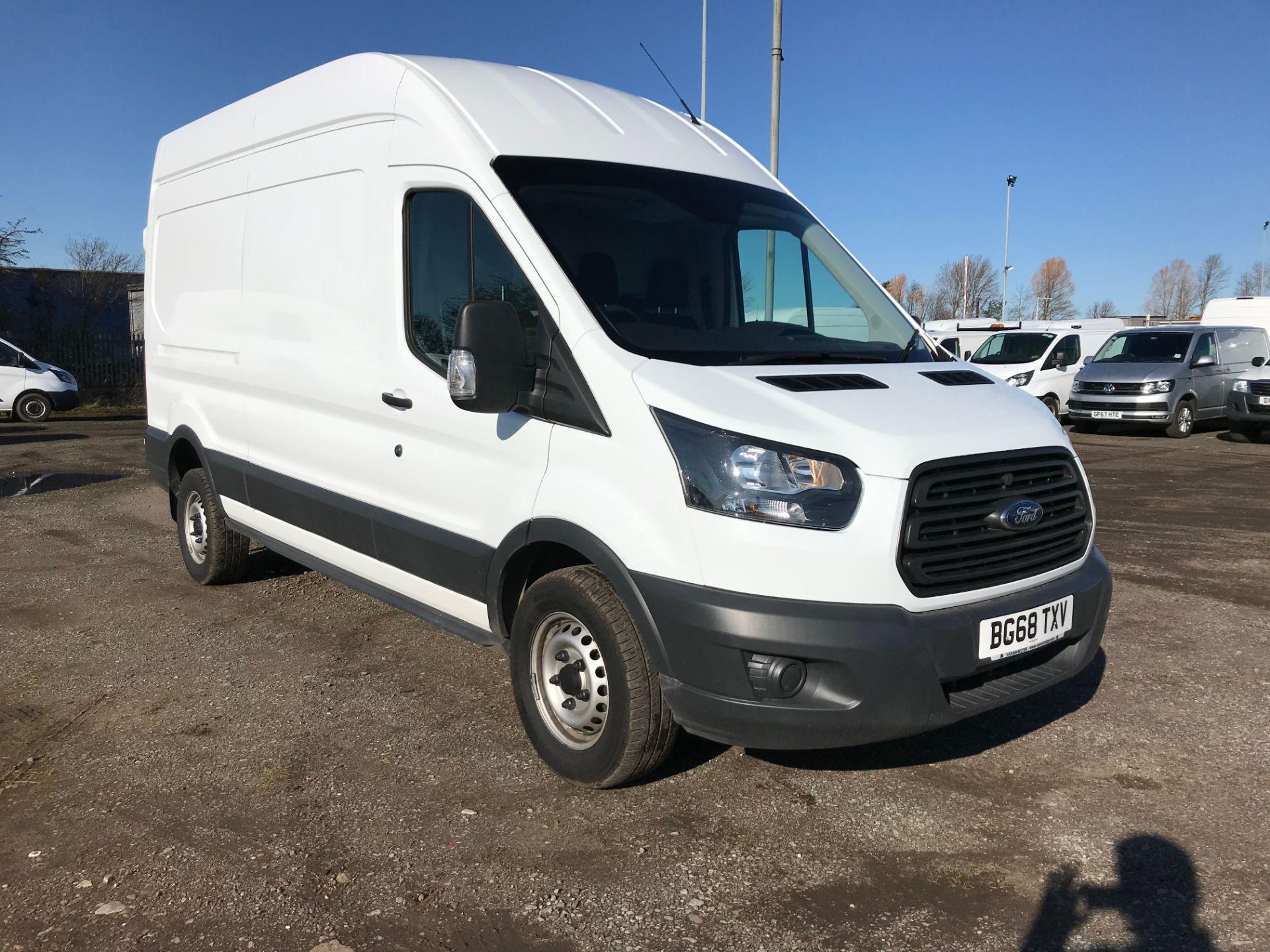 2018 Ford Transit 2.0 Tdci 130Ps H3 Van (BG68TXV)