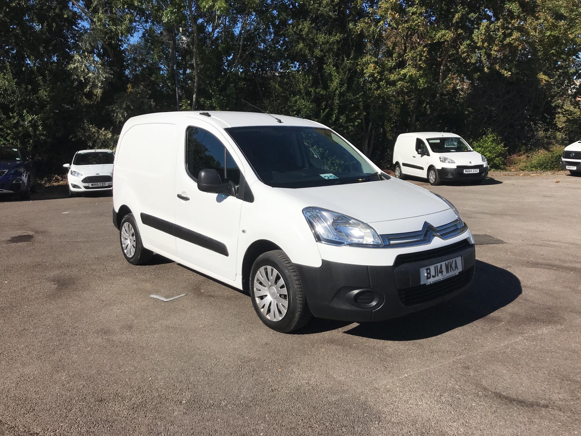 2014 Citroen Berlingo 1.6 Hdi 625Kg Enterprise 75Ps Euro 5 (BJ14WKA)