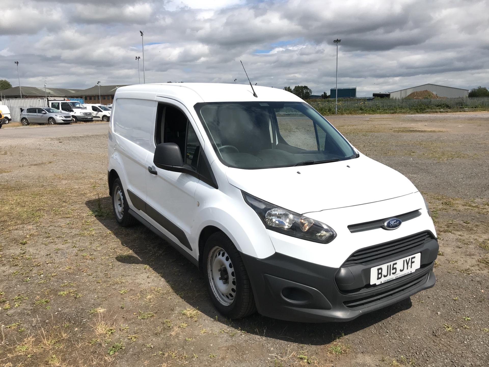 2015 Ford Transit Connect  200 L1 Diesel 1.6 TDCi 75PS Van  EURO 5 *VALUE RANGE VEHICLE CONDITION REFLECTED IN PRICE* (BJ15JYF)