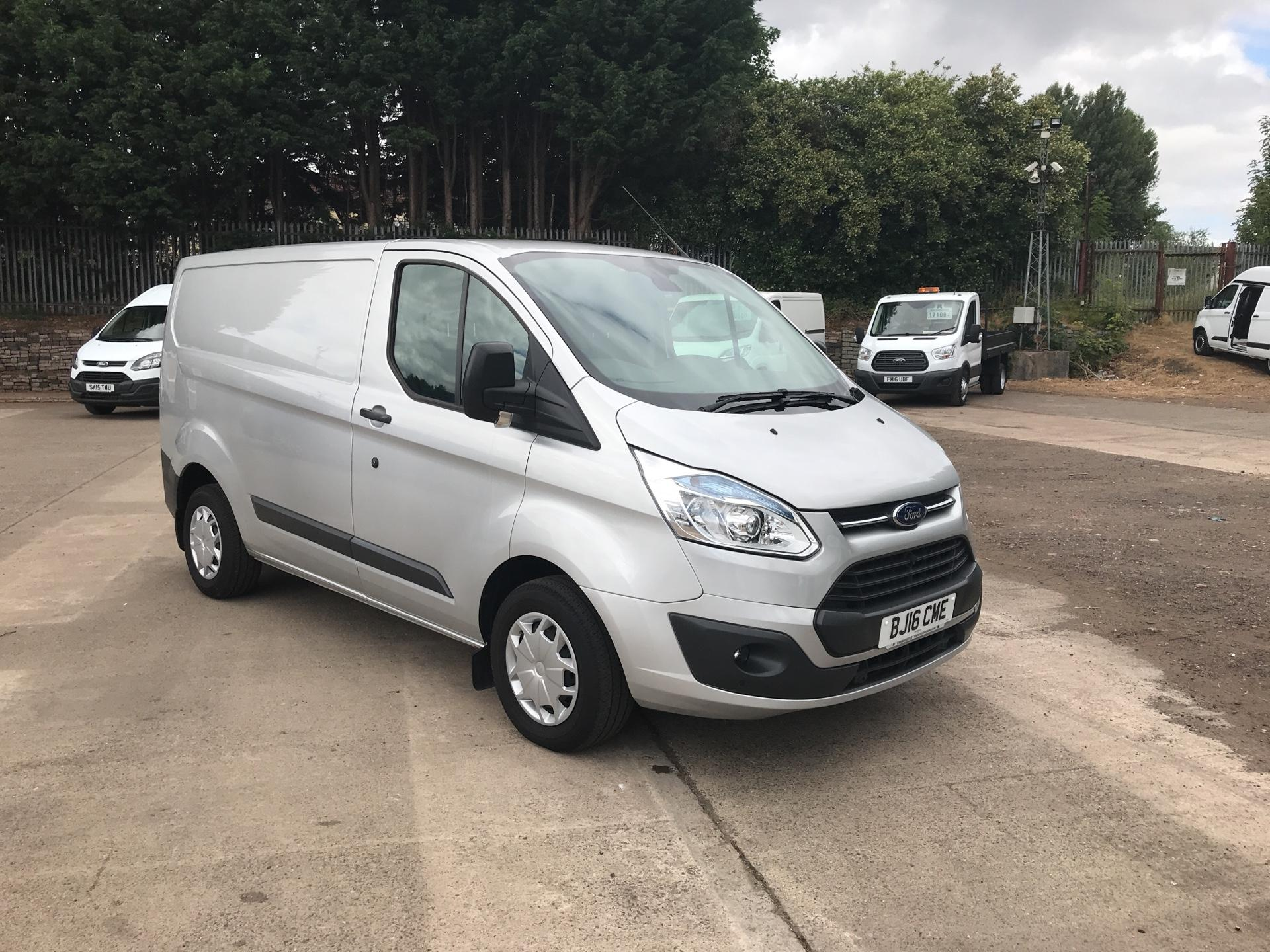 2016 Ford Transit Custom  270 L1 DIESEL FWD 2.2 TDCI 125PS LOW ROOF TREND EURO 5 (BJ16CME)