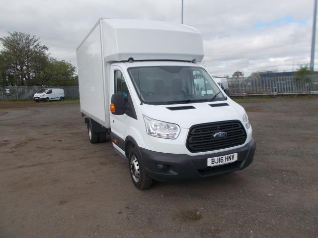 2016 Ford Transit 2.2 TDCI HEAVY DUTY LUTON WITH TAIL-LIFT (BJ16HNV)