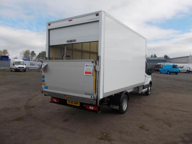2016 Ford Transit 2.2 TDCI HEAVY DUTY LUTON WITH TAIL-LIFT (BJ16HNV) Image 6