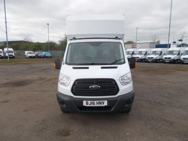 2016 Ford Transit 2.2 TDCI HEAVY DUTY LUTON WITH TAIL-LIFT (BJ16HNV) Image 2
