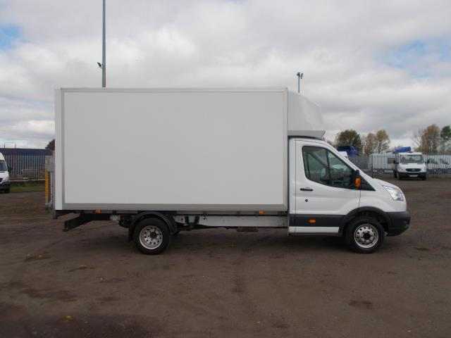 2016 Ford Transit 2.2 TDCI HEAVY DUTY LUTON WITH TAIL-LIFT (BJ16HNV) Image 8