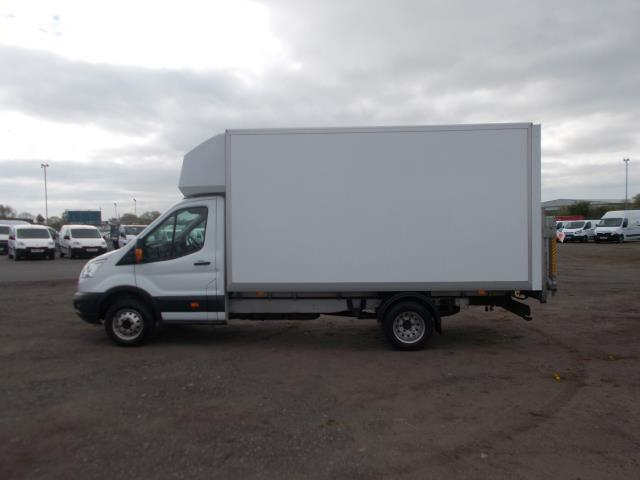 2016 Ford Transit 2.2 TDCI HEAVY DUTY LUTON WITH TAIL-LIFT (BJ16HNV) Image 9