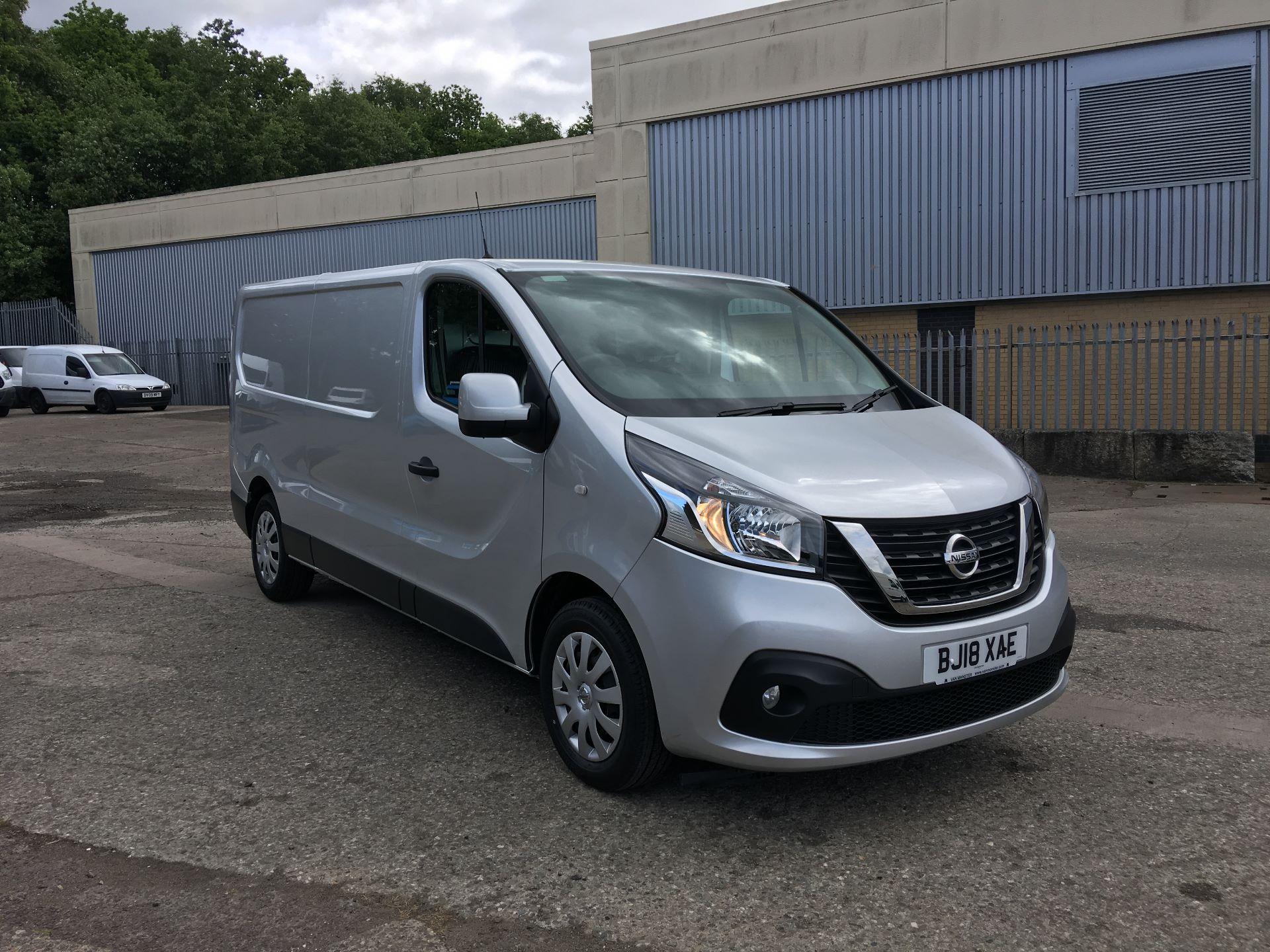 2018 Nissan Nv300 L2 1.6 DCI 120PS H1 ACENTA EURO 6 (BJ18XAE)