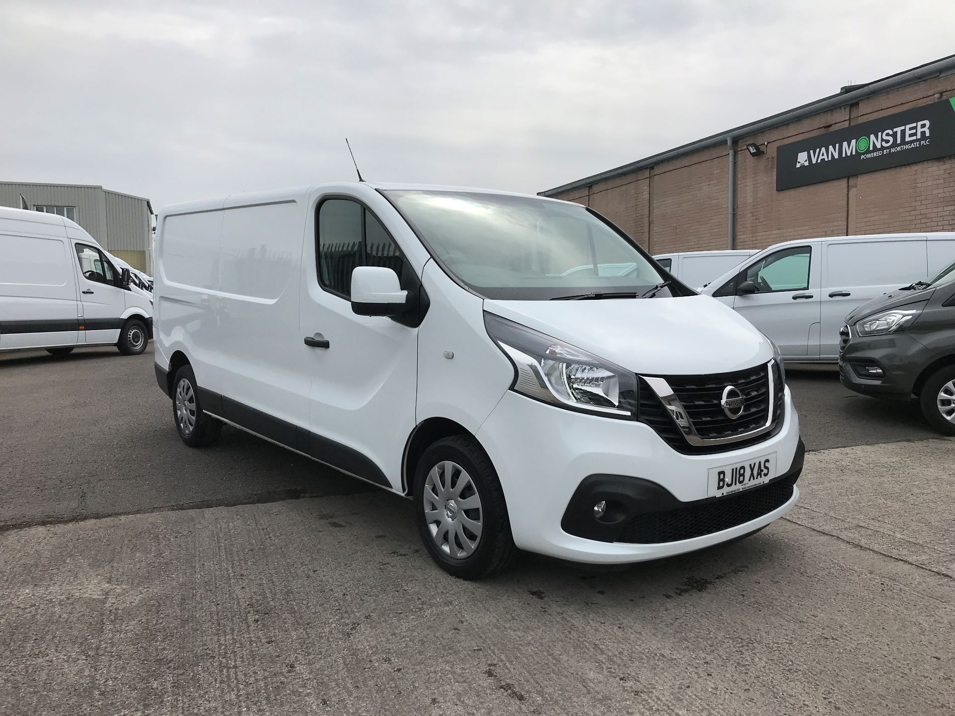 2018 Nissan Nv300 ACENTA L2 H1 1.6DCI 125PS, AIR CON (BJ18XAS)