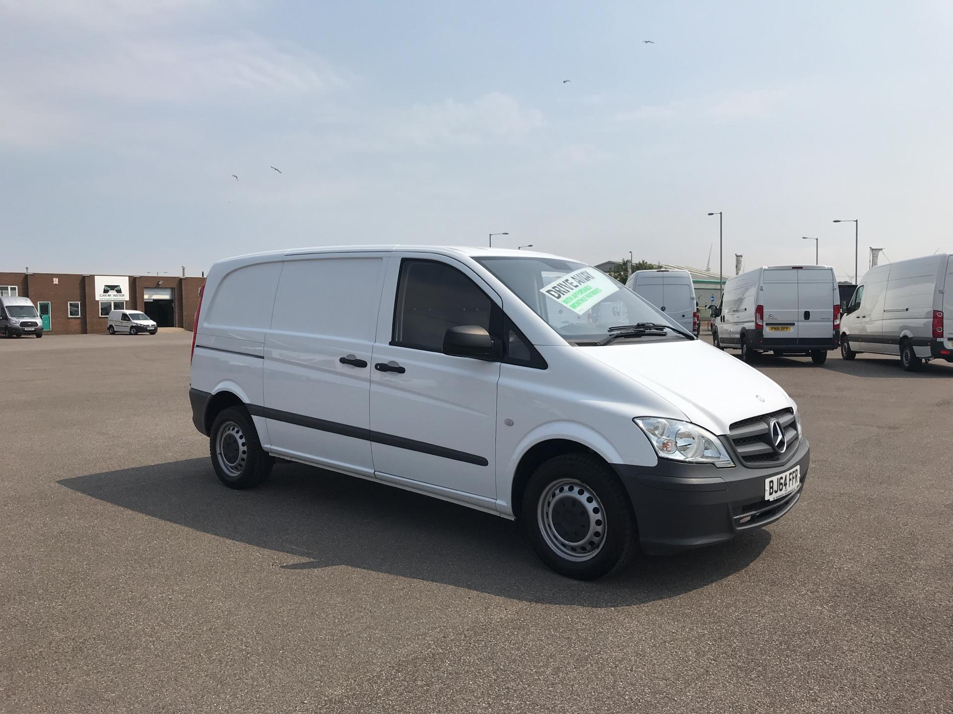 2014 Mercedes-Benz Vito  LONG 113CDI VAN EURO 5 (BJ64FFR)