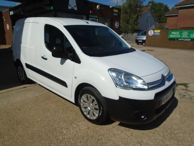 2014 Citroen Berlingo  L1 DIESEL 1.6 HDI 625KG ENTERPRISE 75PS EURO 4/5 (BJ64SXU)