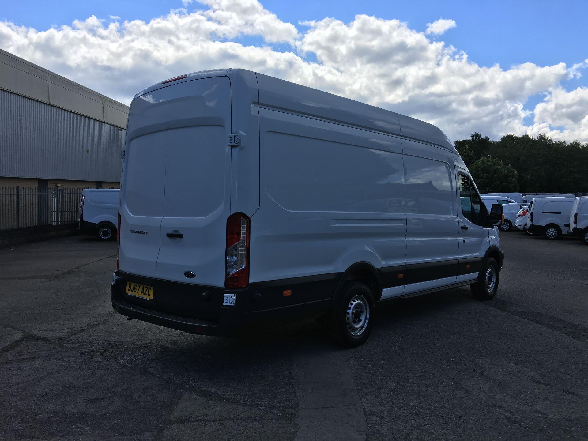 2017 Ford Transit 350 L4 H3 VAN 130PS EURO 6 JUMBO (BJ67AZC) Image 9
