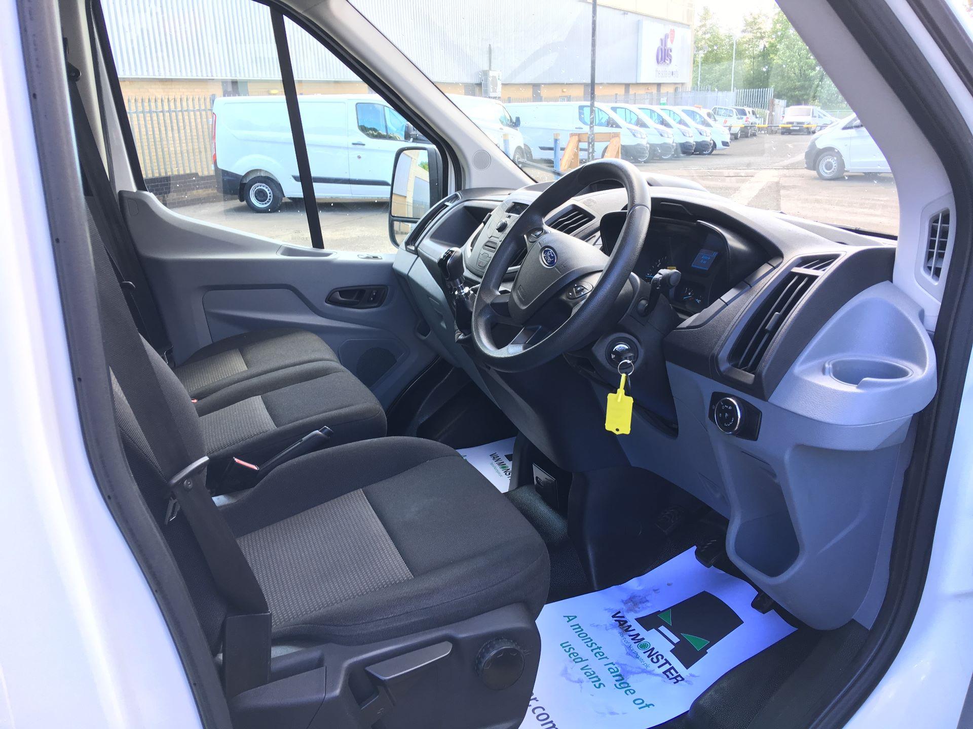 2017 Ford Transit 350 L4 H3 VAN 130PS EURO 6 JUMBO (BJ67AZC) Image 2