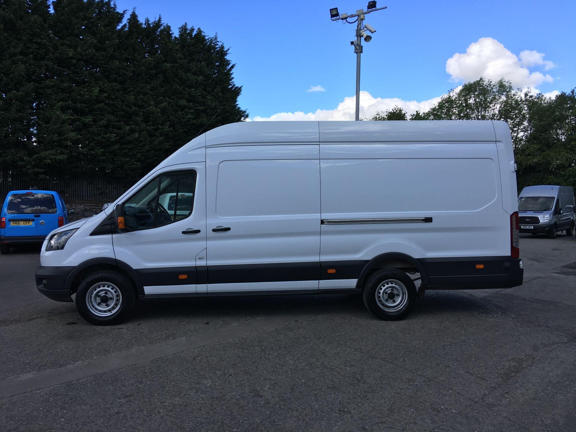 2017 Ford Transit 350 L4 H3 VAN 130PS EURO 6 JUMBO (BJ67AZC) Image 12