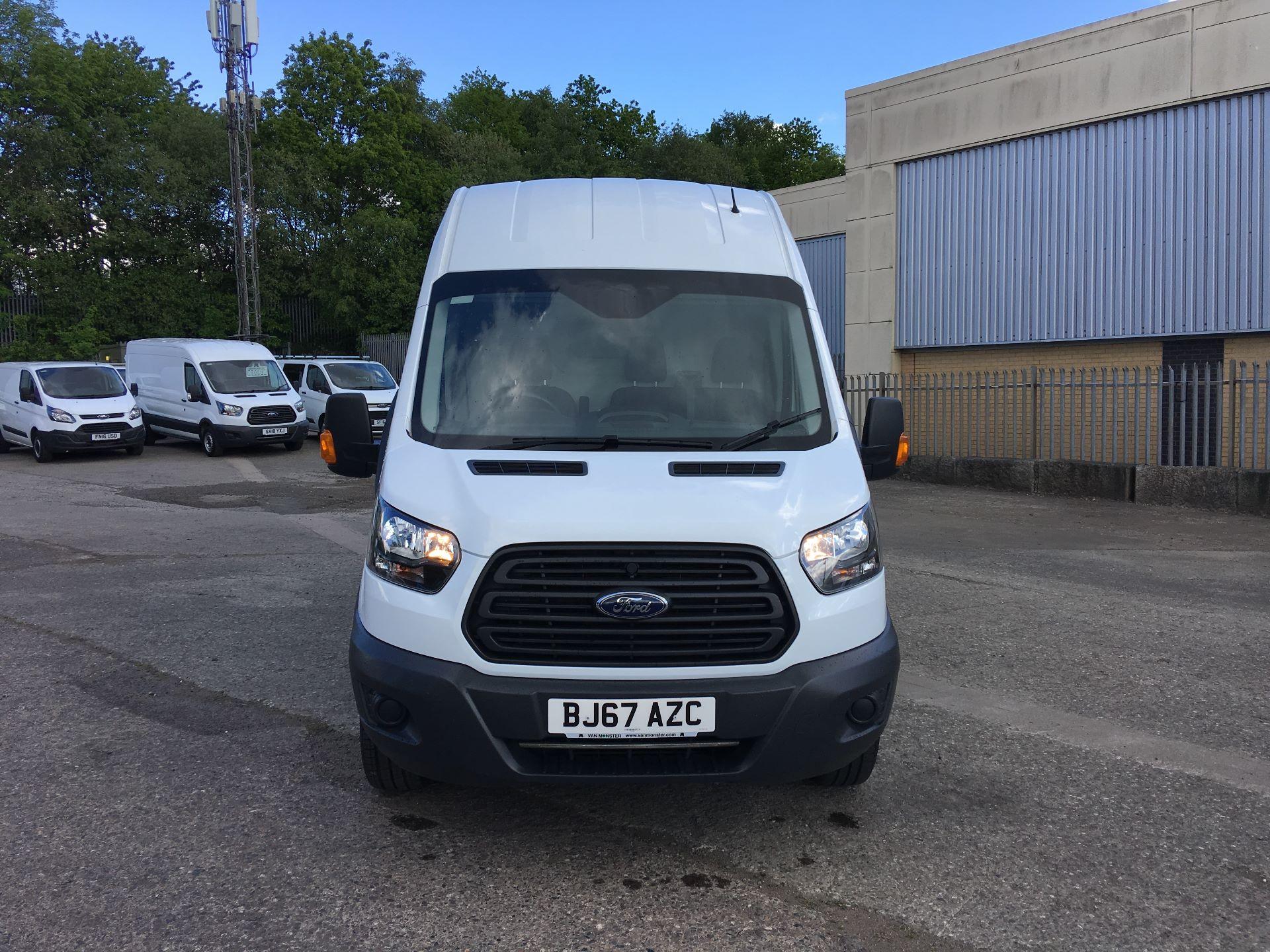 2017 Ford Transit 350 L4 H3 VAN 130PS EURO 6 JUMBO (BJ67AZC) Image 15