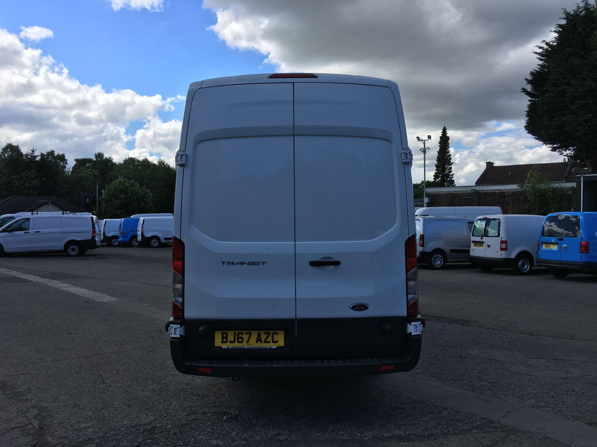 2017 Ford Transit 350 L4 H3 VAN 130PS EURO 6 JUMBO (BJ67AZC) Image 10