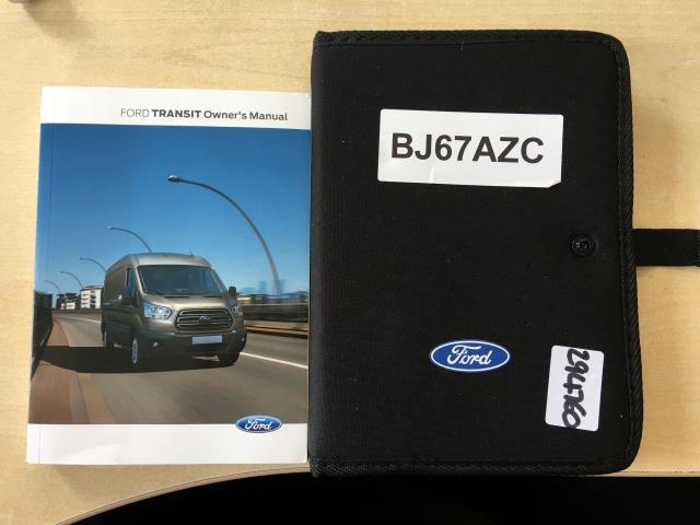 2017 Ford Transit 350 L4 H3 VAN 130PS EURO 6 JUMBO (BJ67AZC) Image 22