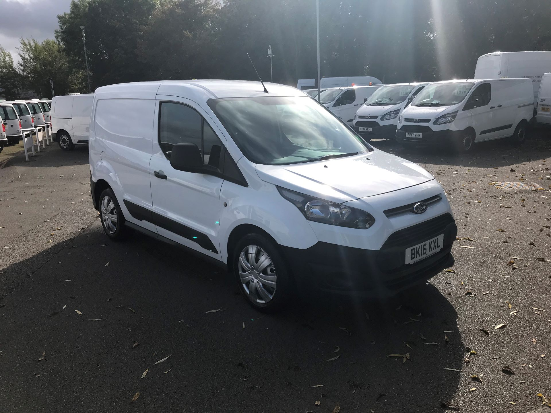 2016 Ford Transit Connect  200 L1 Diesel 1.6 TDCi 75PS Van EURO 5 (BK16KXL)