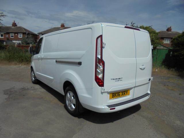 2016 Ford Transit Custom 2.2 Tdci 125Ps Low Roof Limited Van (BK16XRY) Image 20