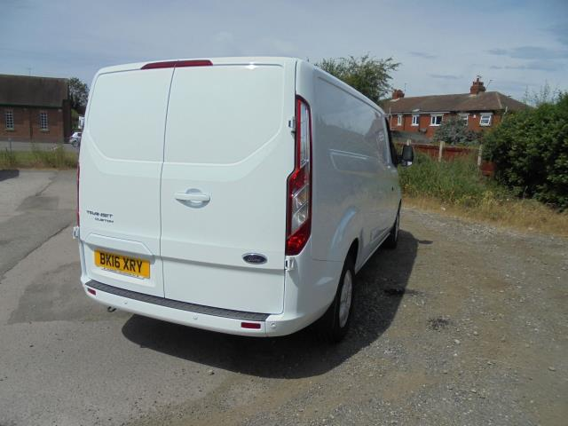 2016 Ford Transit Custom 2.2 Tdci 125Ps Low Roof Limited Van (BK16XRY) Image 17