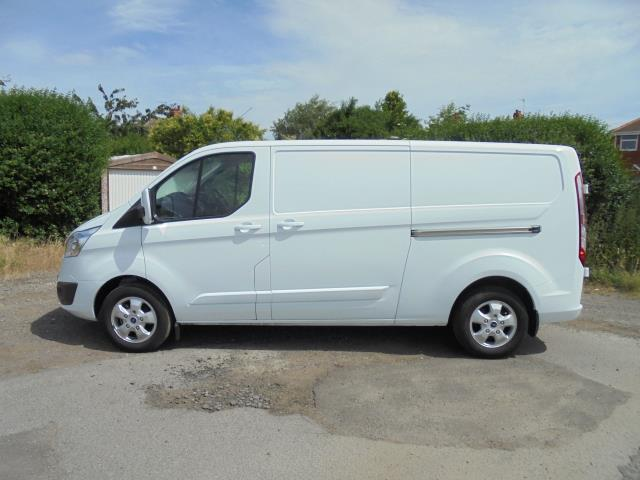 2016 Ford Transit Custom 2.2 Tdci 125Ps Low Roof Limited Van (BK16XRY) Image 23
