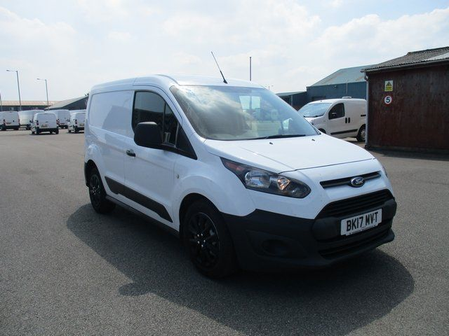 2017 Ford Transit Connect 200 L1 DIESEL 1.5 TDCI 100PS EURO 6 (BK17MVT)