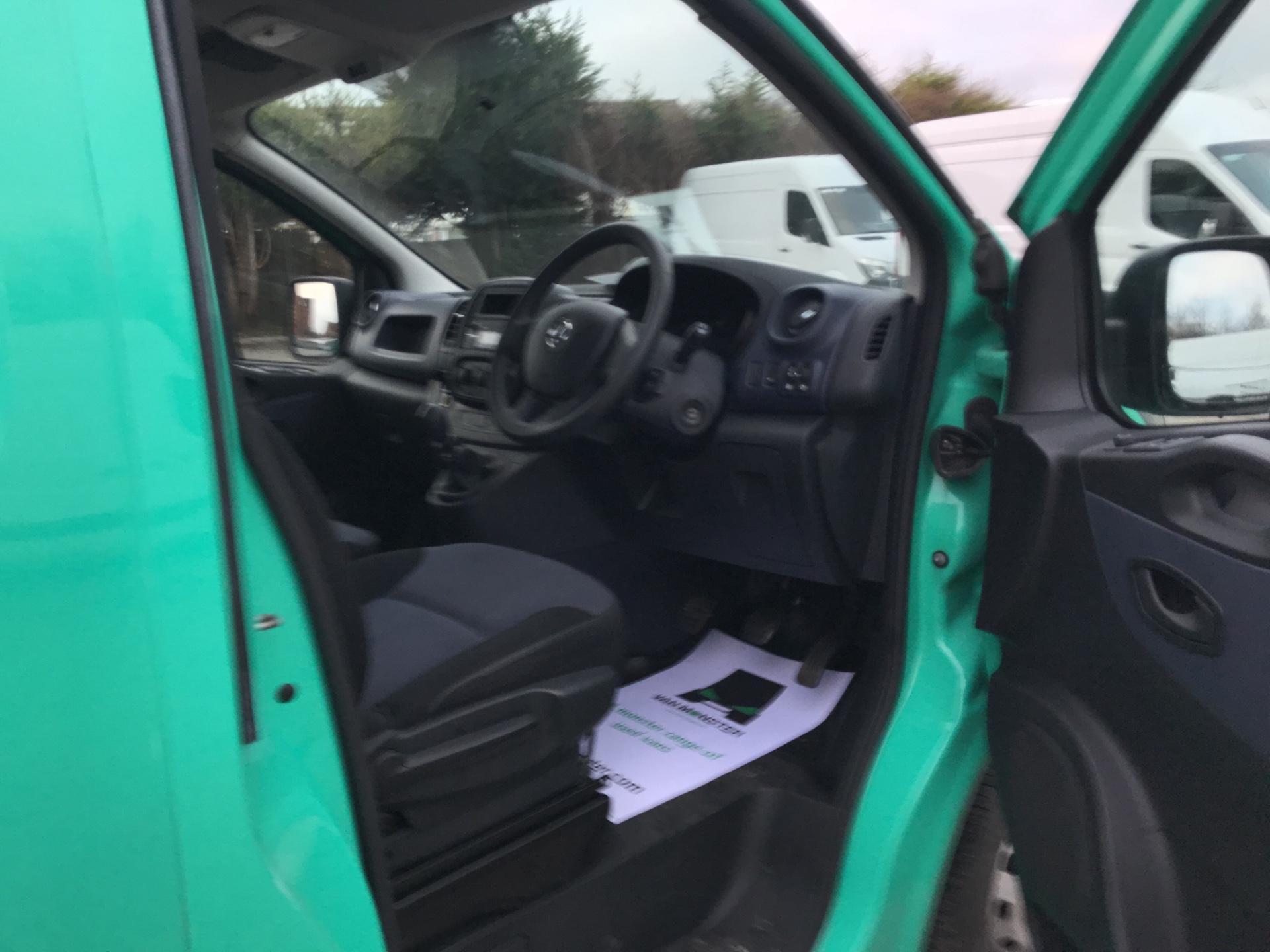 2017 Vauxhall Vivaro L2 H1 2900 1.6CDTI 95PS EURO 6 *VALUE RANGE VEHICLE CONDITION REFLECTED IN PRICE* (BK17OND) Image 17