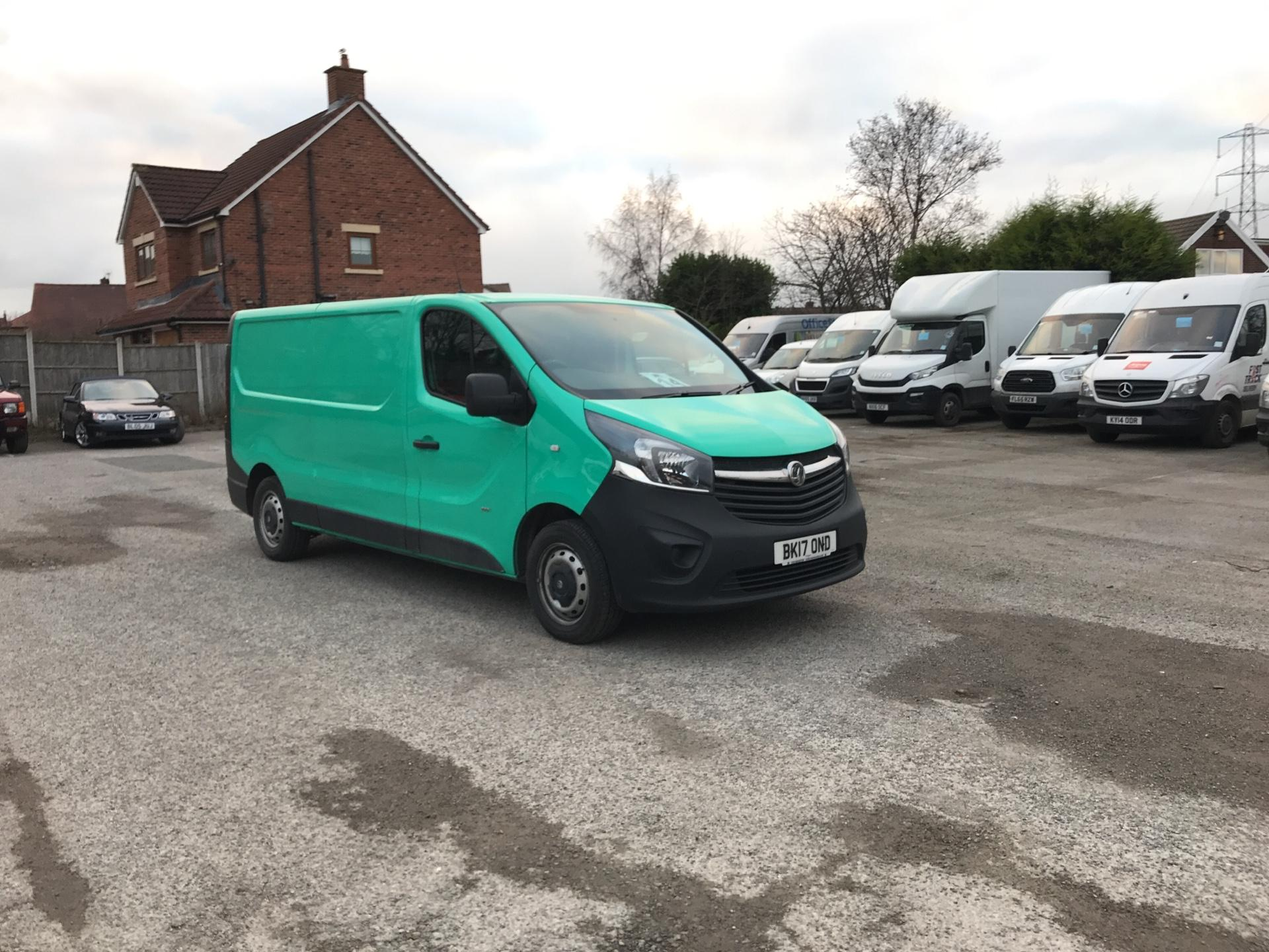 2017 Vauxhall Vivaro L2 H1 2900 1.6CDTI 95PS EURO 6 *VALUE RANGE VEHICLE CONDITION REFLECTED IN PRICE* (BK17OND)
