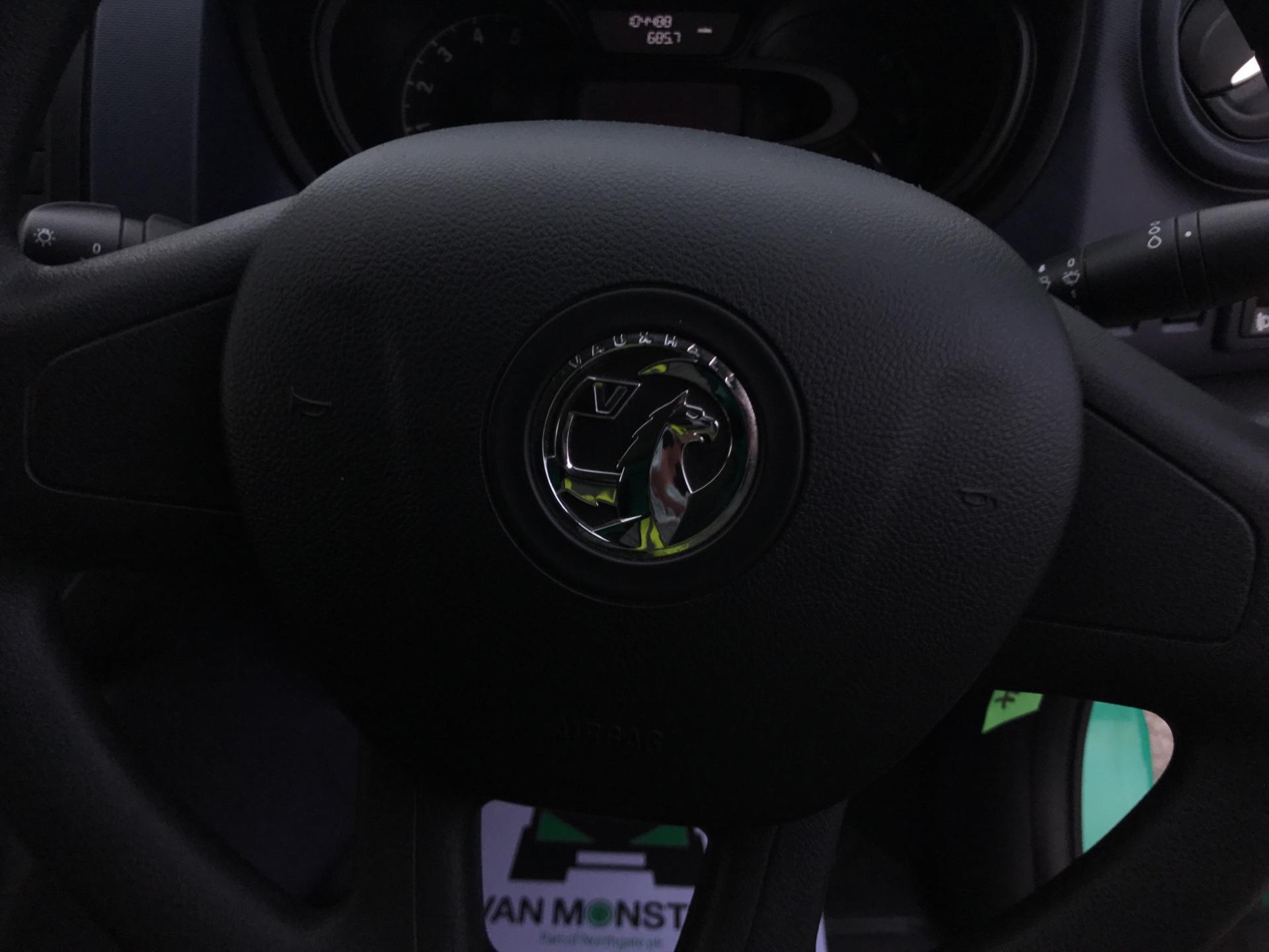 2017 Vauxhall Vivaro L2 H1 2900 1.6CDTI 95PS EURO 6 *VALUE RANGE VEHICLE CONDITION REFLECTED IN PRICE* (BK17OND) Image 12