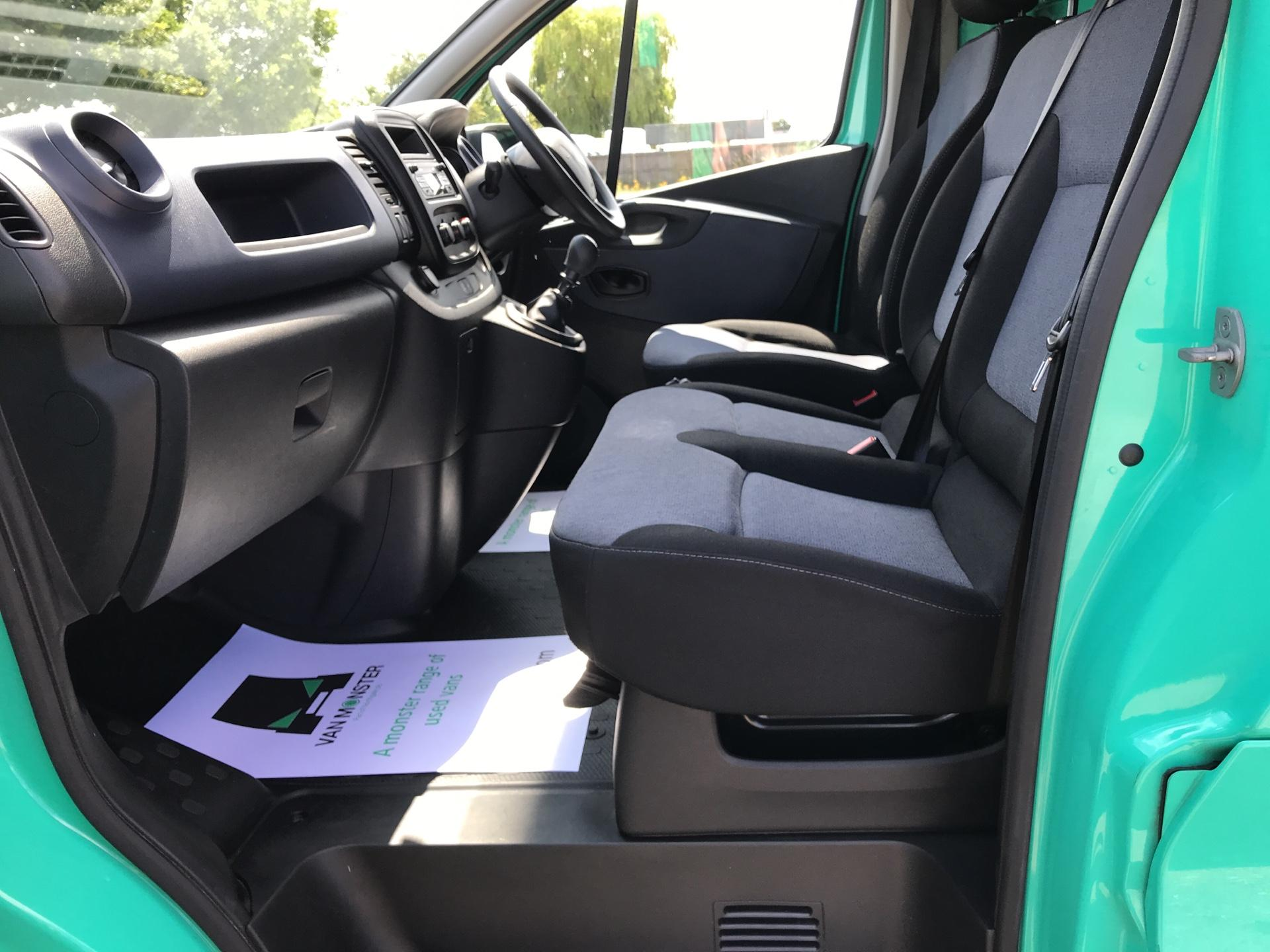 2017 Vauxhall Vivaro L2 H1 2900 1.6 95PS EURO 6 (BK17ONM) Image 14