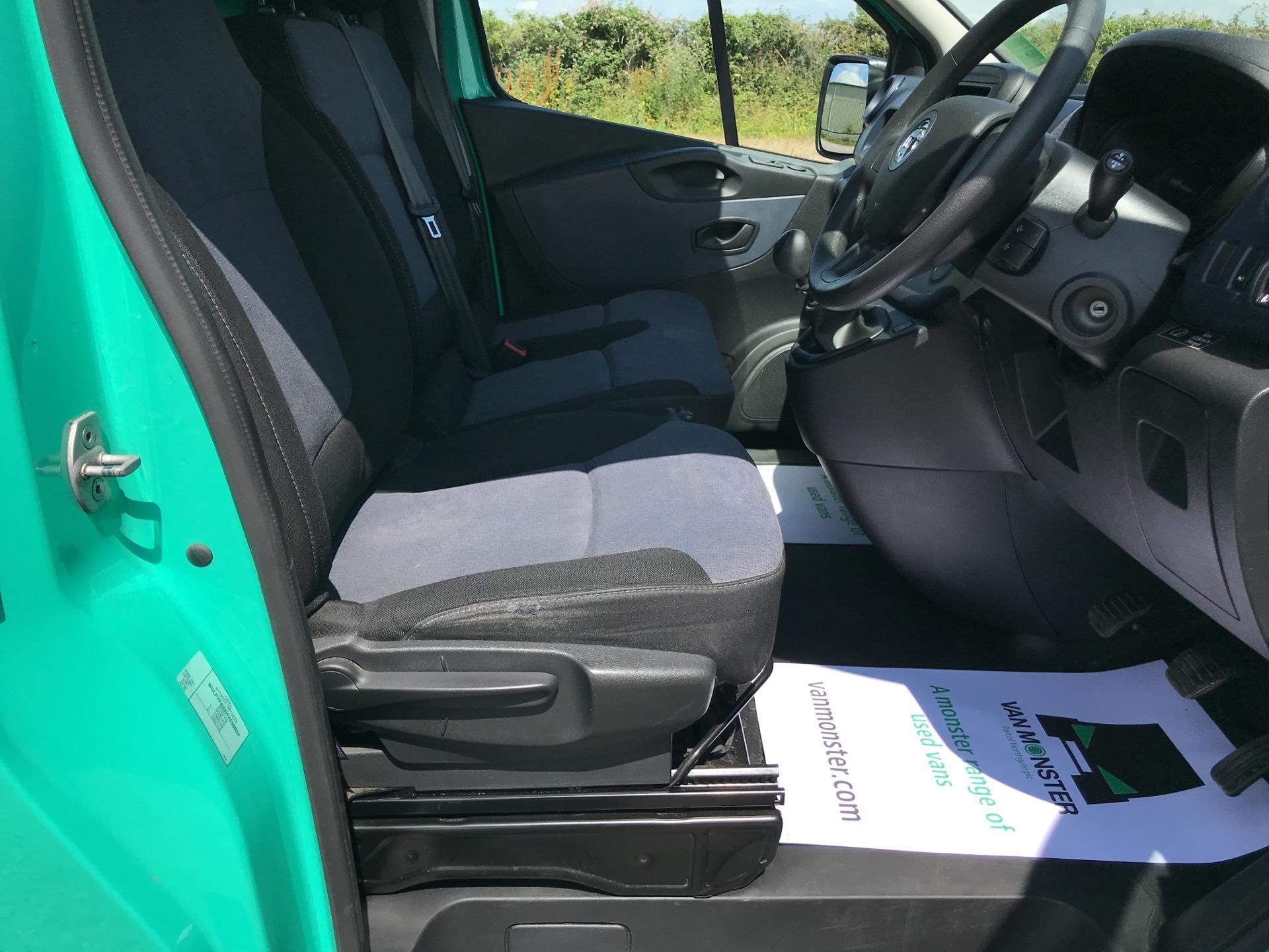 2017 Vauxhall Vivaro L2 H1 2900 1.6 95PS EURO 6 (BK17ONM) Image 9
