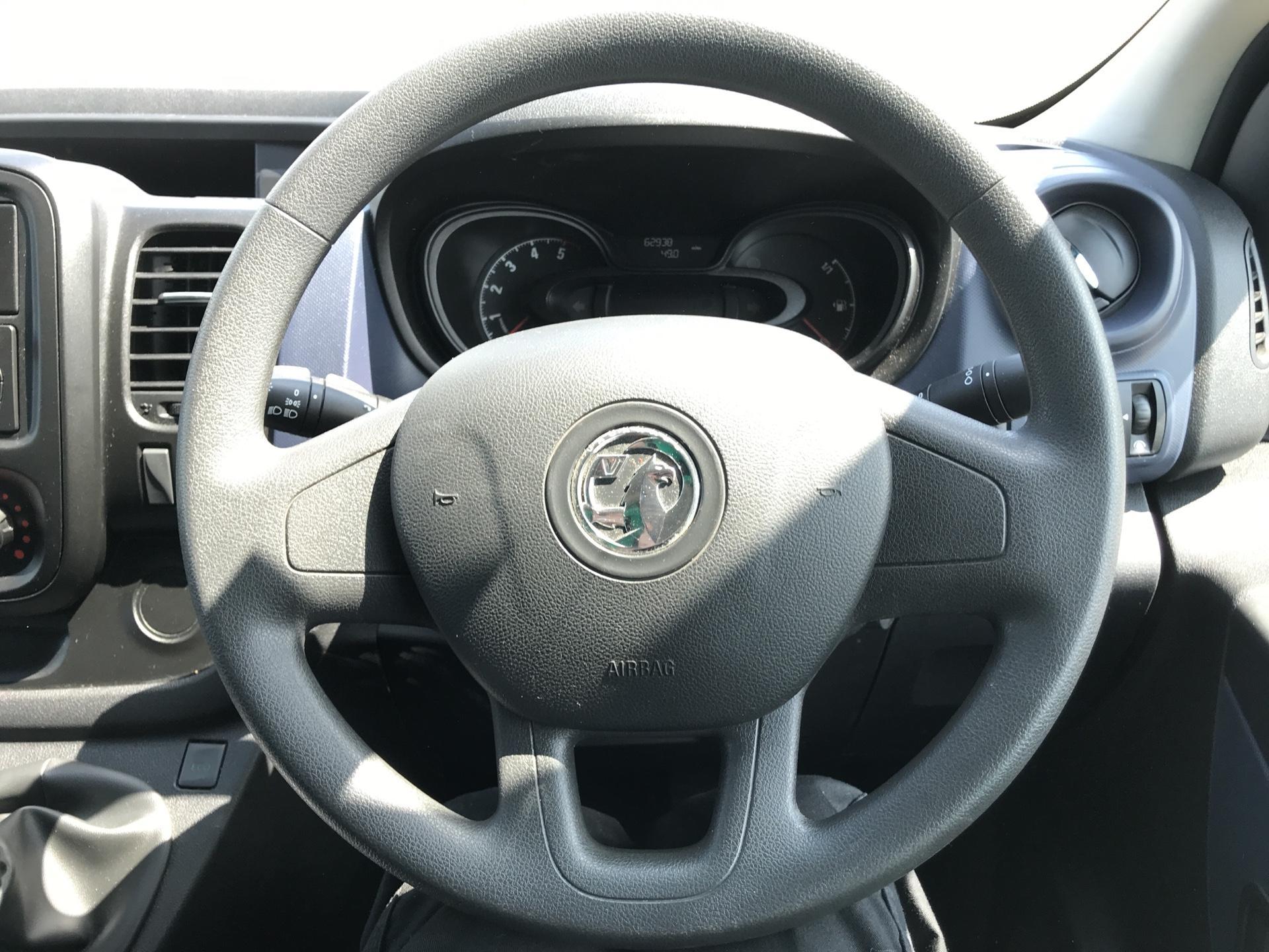 2017 Vauxhall Vivaro L2 H1 2900 1.6 95PS EURO 6 (BK17ONM) Image 12