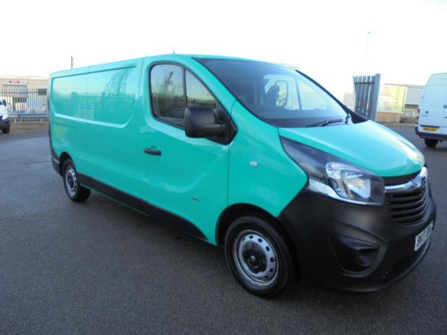 2017 Vauxhall Vivaro L2 H1 2900 1.6 CDTI 95PS EURO 6 *VALUE RANGE VEHICLE - CONDITION REFLECTED IN PRICE* (BK17ONX)
