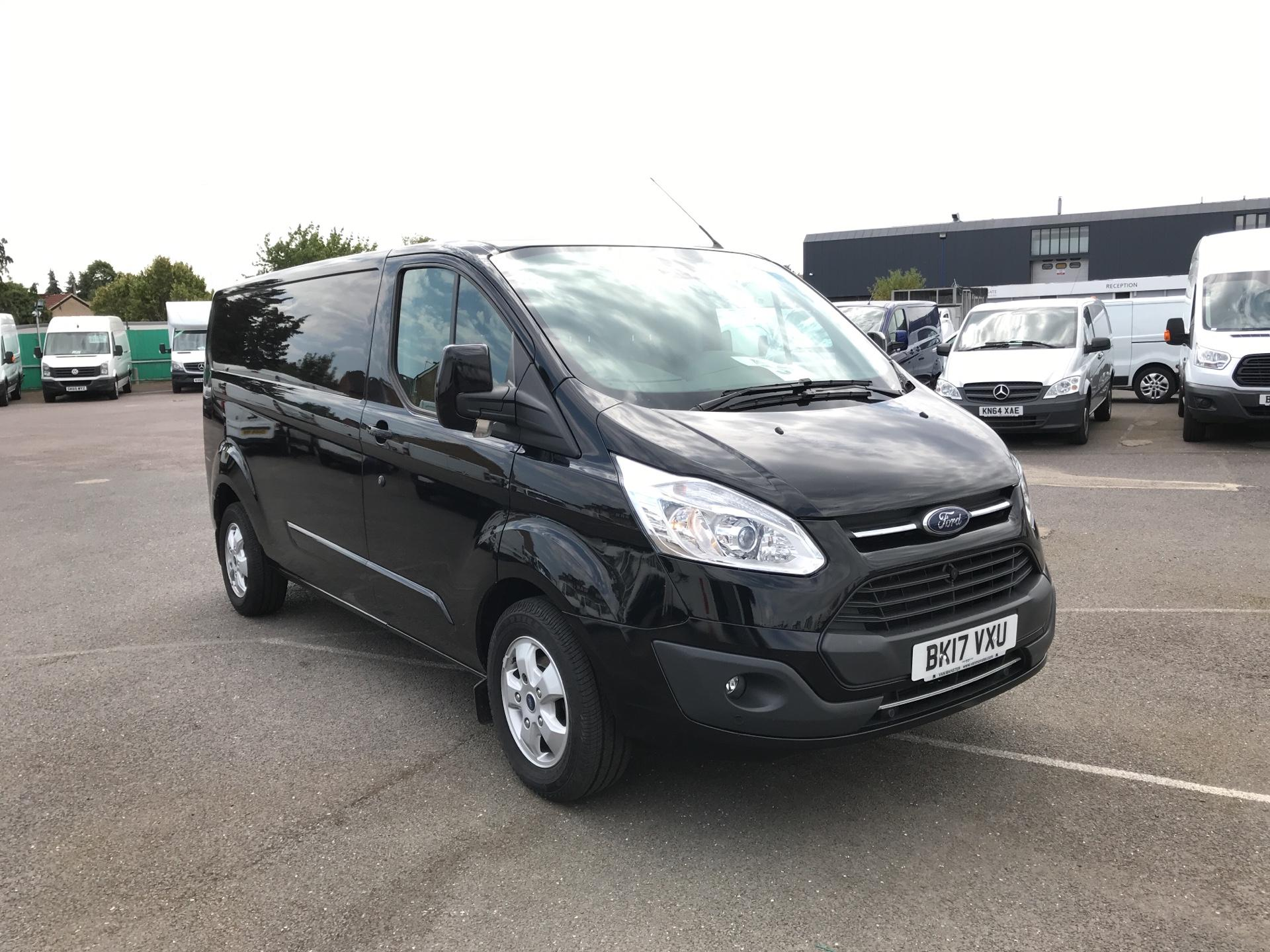 2017 Ford Transit Custom 2.0 Tdci 130Ps Low Roof Limited Van (BK17VXU)