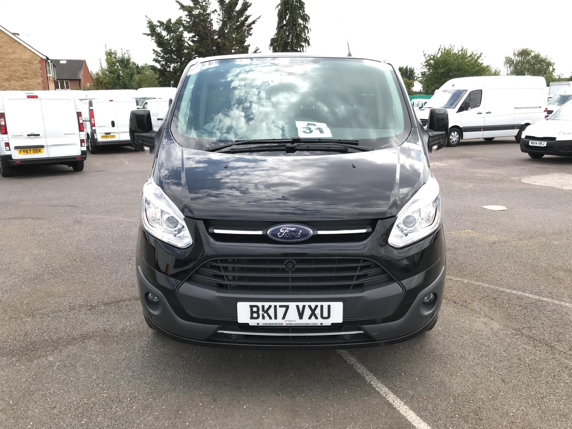 2017 Ford Transit Custom 2.0 Tdci 130Ps Low Roof Limited Van (BK17VXU) Image 8