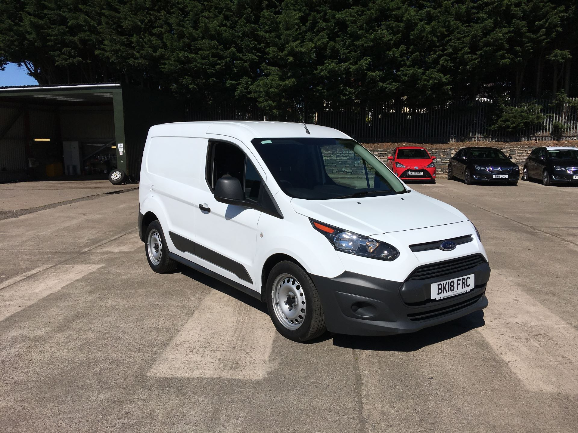 2018 Ford Transit Connect 200 L1 DIESEL 1.5 TDCI 75PS VAN EURO 6 (BK18FRC)