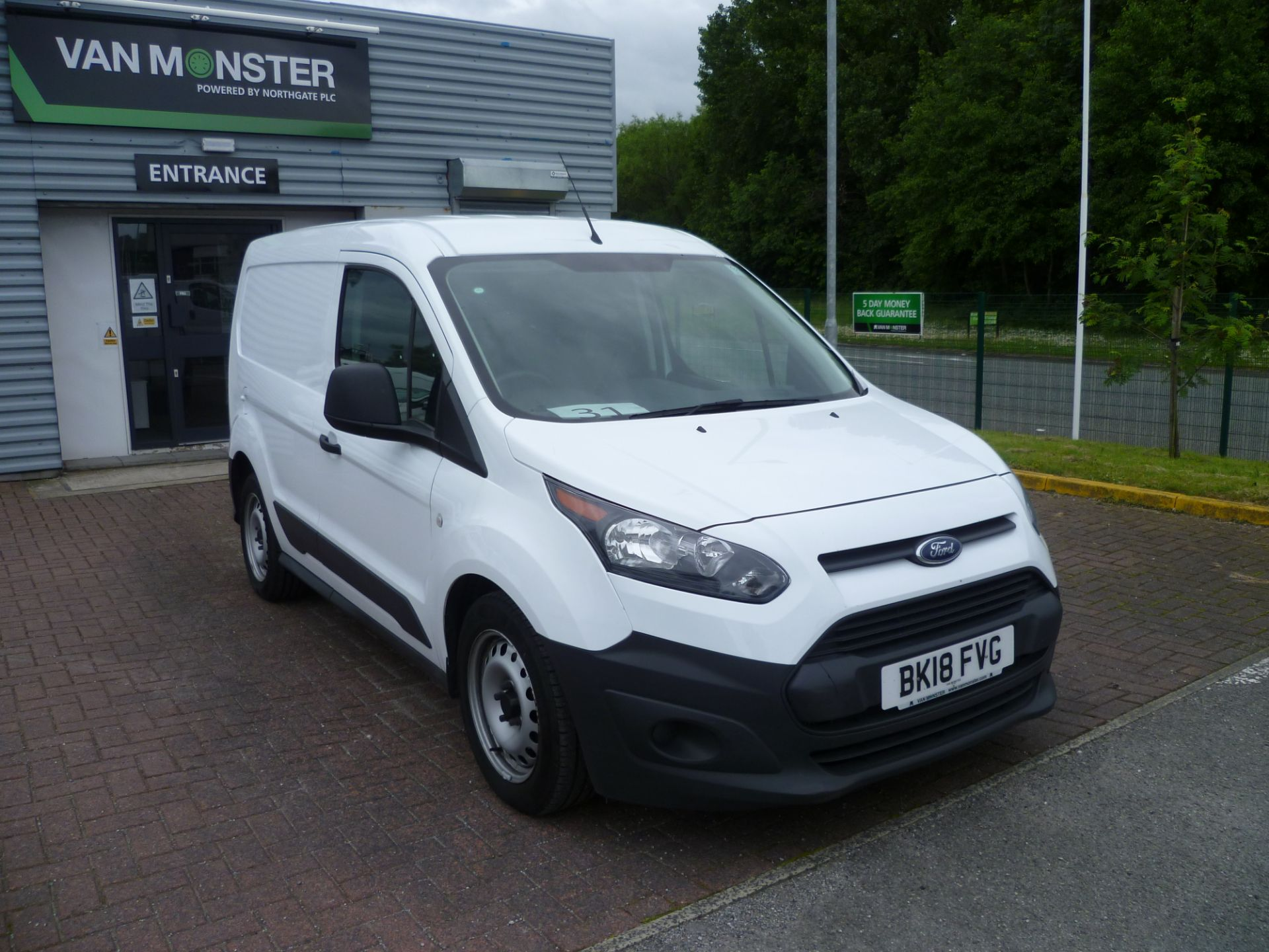 2018 Ford Transit Connect 200 L1 DIESEL 1.5 TDCi 75PS VAN EURO 6 (BK18FVG)