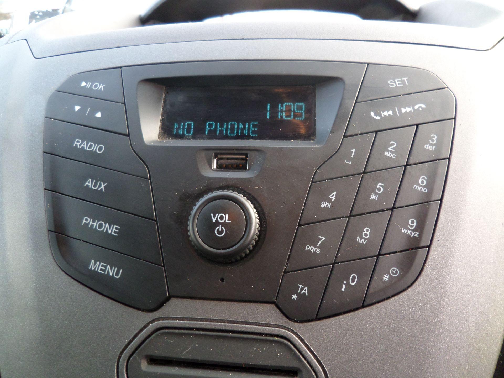 2018 Ford Transit 2.0 Tdci 130Ps Dropside Euro 6 (BK18JUT) Image 11