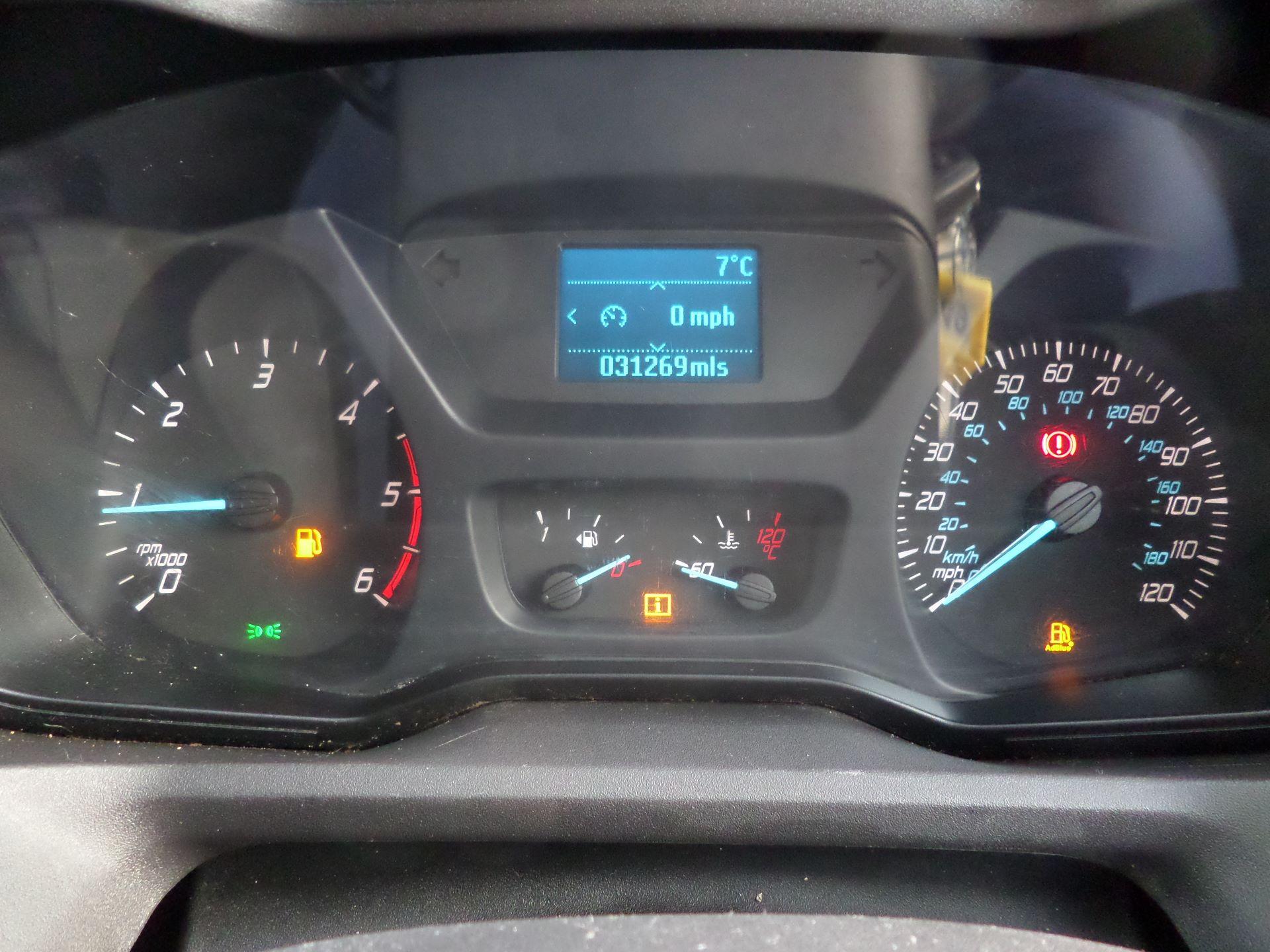 2018 Ford Transit 2.0 Tdci 130Ps Dropside Euro 6 (BK18JUT) Image 13