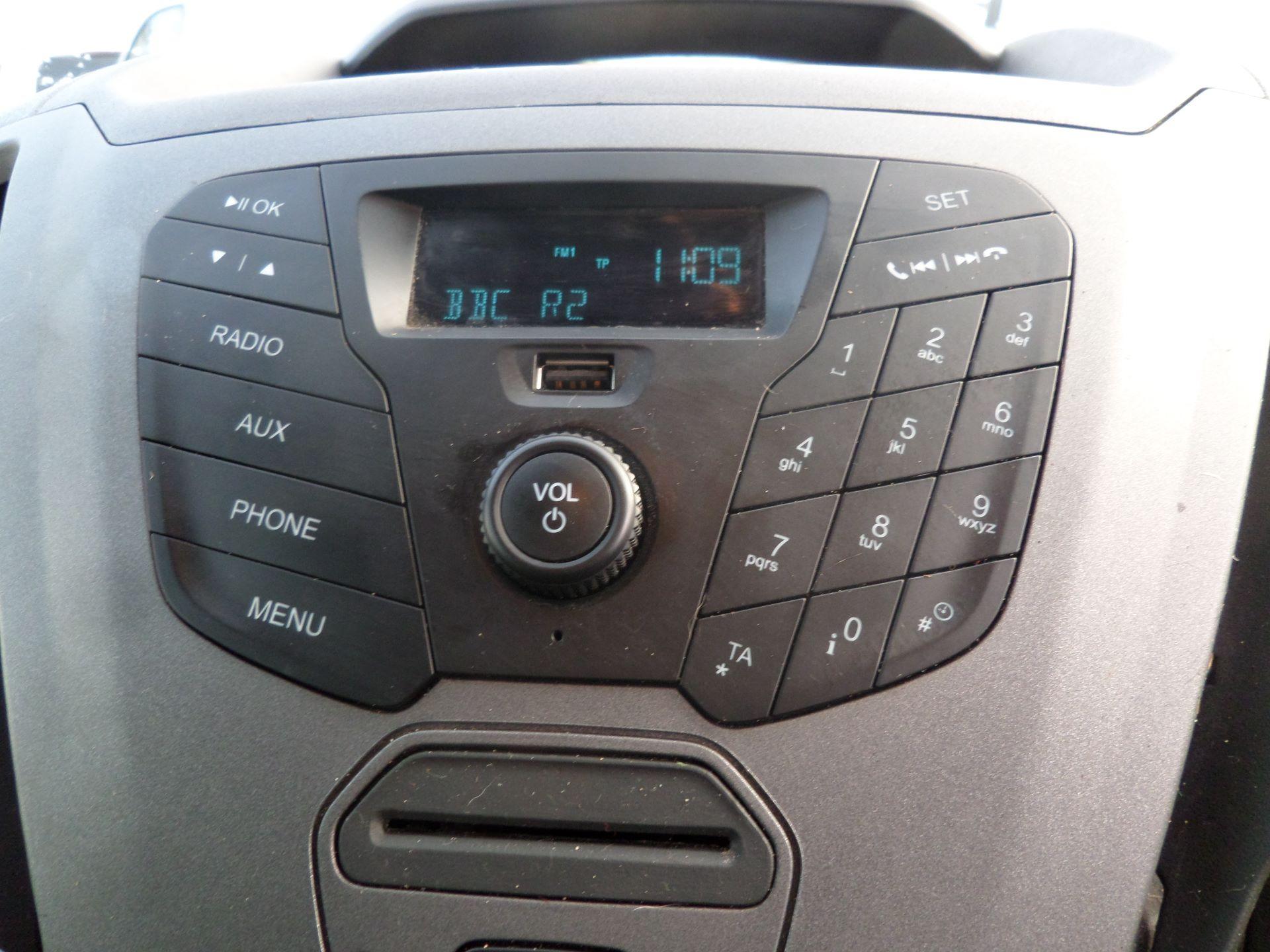 2018 Ford Transit 2.0 Tdci 130Ps Dropside Euro 6 (BK18JUT) Image 10