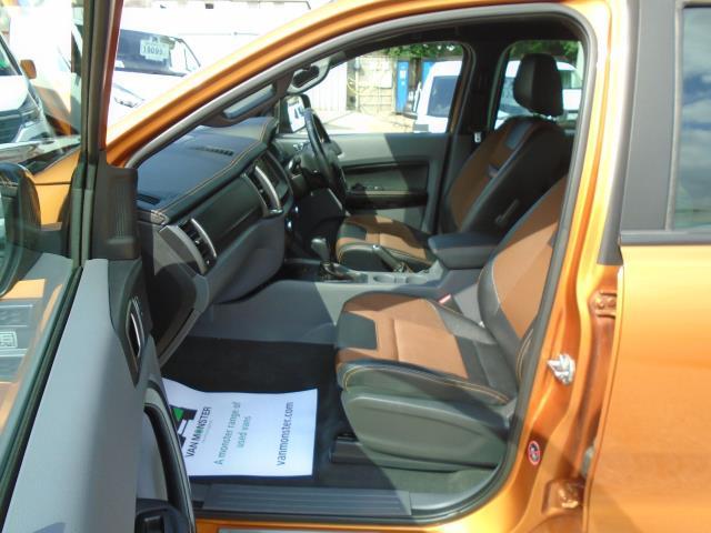 2018 Ford Ranger Pick Up Double Cab Wildtrak 3.2 Tdci 200 Auto (BK18KLM) Image 14