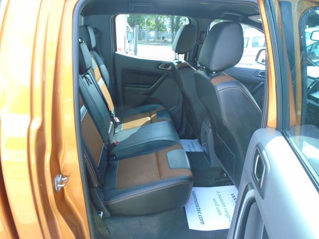 2018 Ford Ranger Pick Up Double Cab Wildtrak 3.2 Tdci 200 Auto (BK18KLM) Image 18