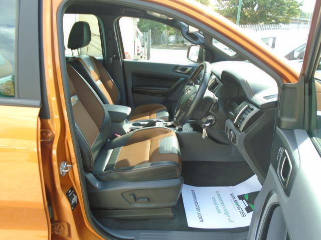 2018 Ford Ranger Pick Up Double Cab Wildtrak 3.2 Tdci 200 Auto (BK18KLM) Image 17
