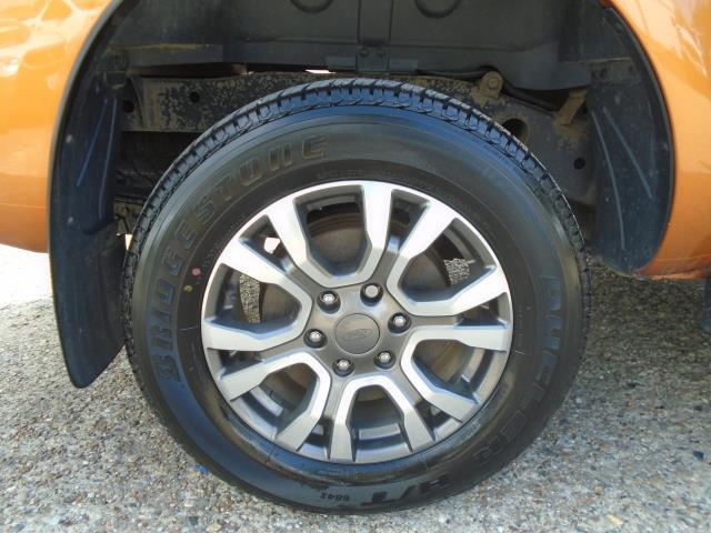 2018 Ford Ranger Pick Up Double Cab Wildtrak 3.2 Tdci 200 Auto (BK18KLM) Image 11