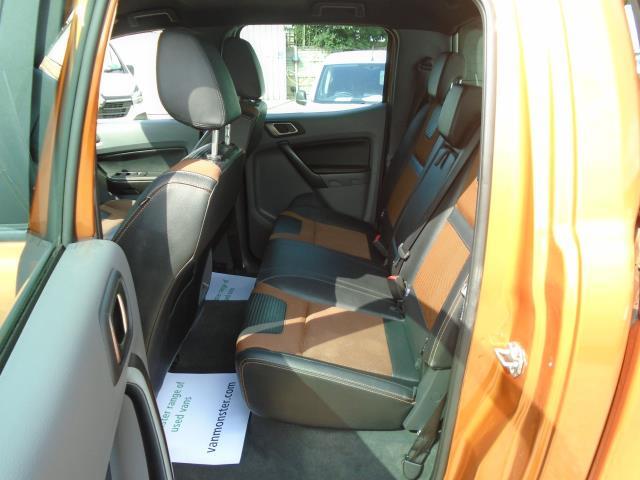 2018 Ford Ranger Pick Up Double Cab Wildtrak 3.2 Tdci 200 Auto (BK18KLM) Image 15