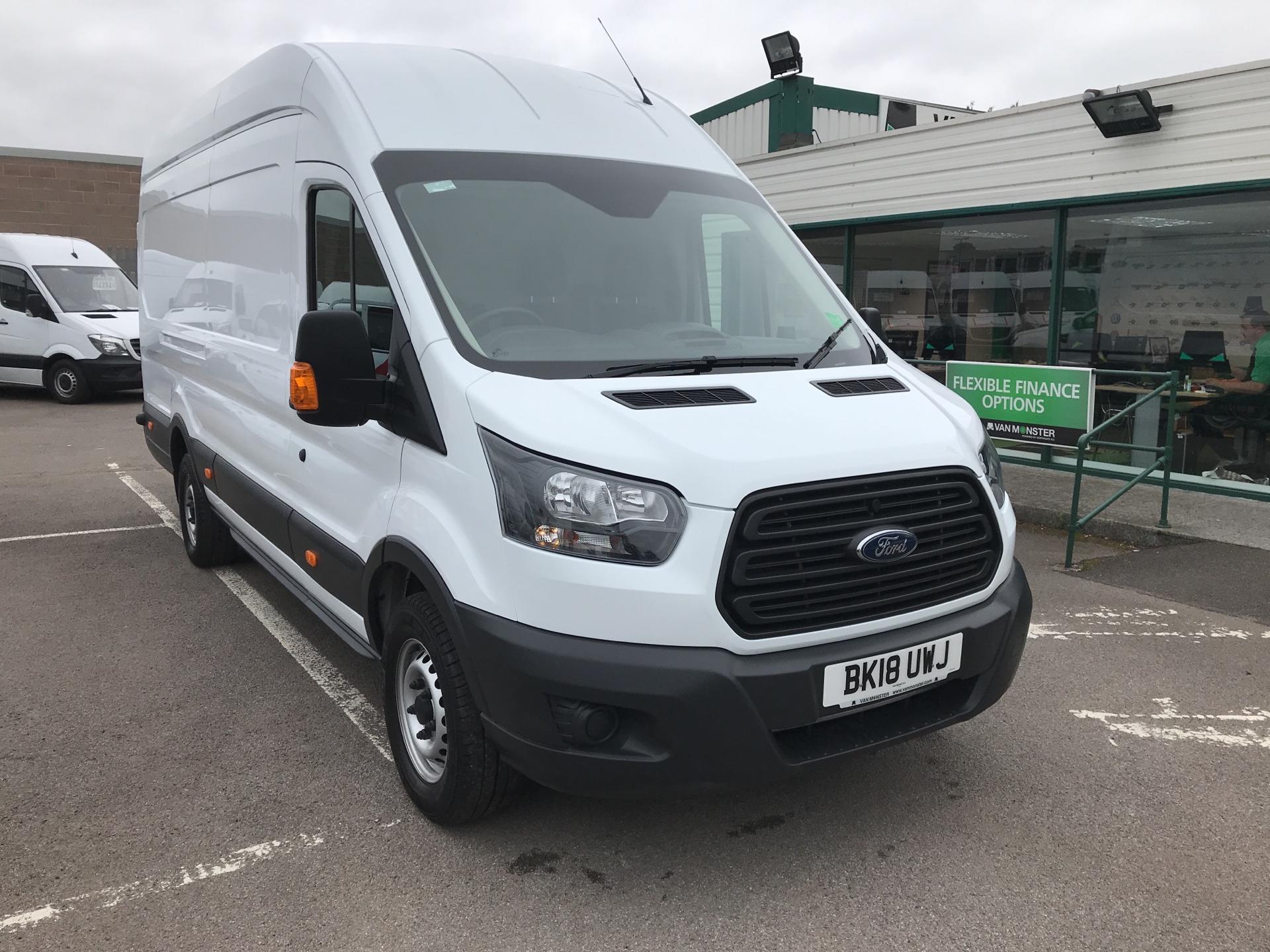 2018 Ford Transit 350 L4 H3 VAN 130PS EURO 6 (BK18UWJ)