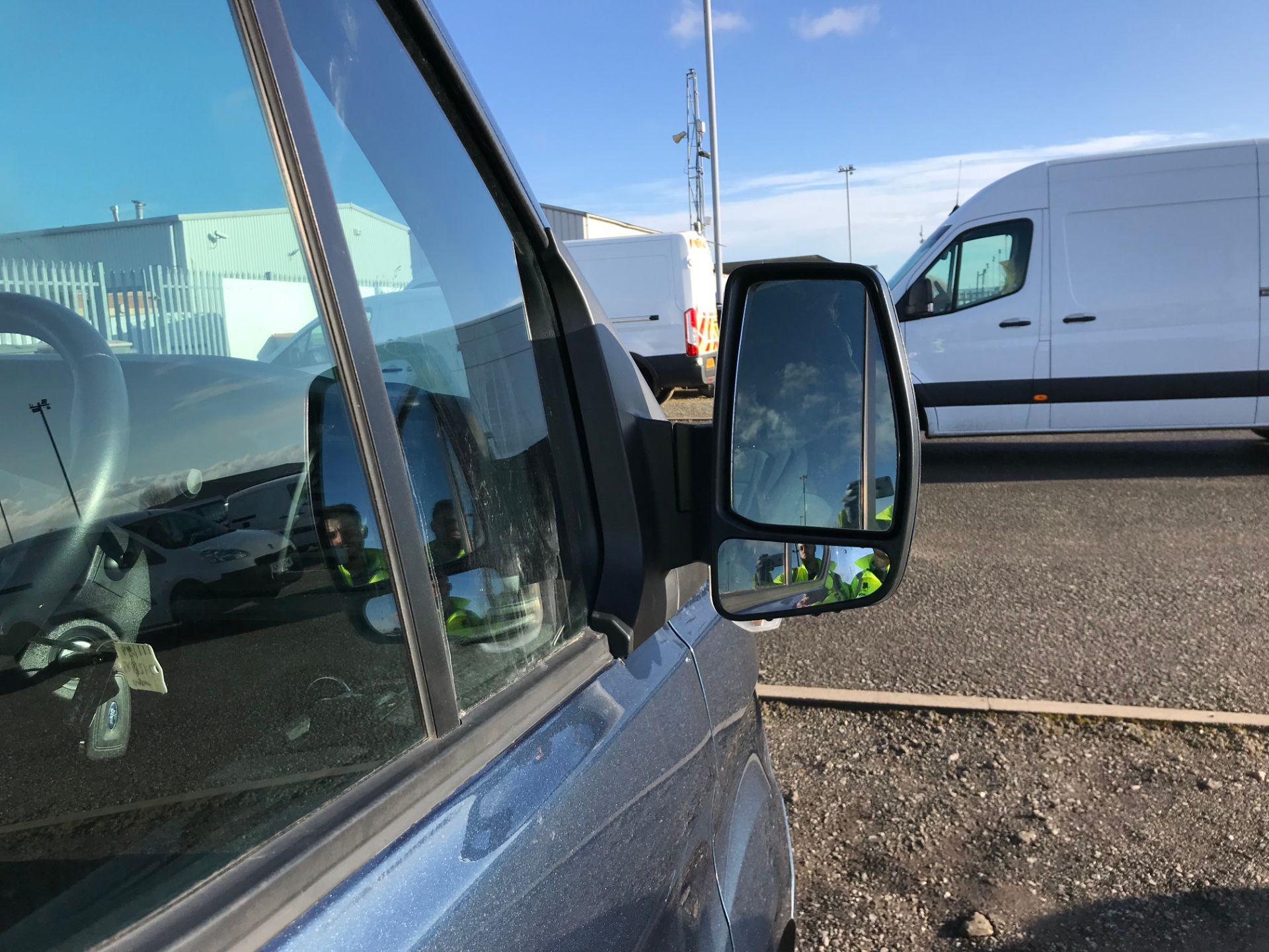 2018 Ford Transit Custom 2.0 Ecoblue 105Ps Low Roof Trend Van (BK68ZKC) Image 10