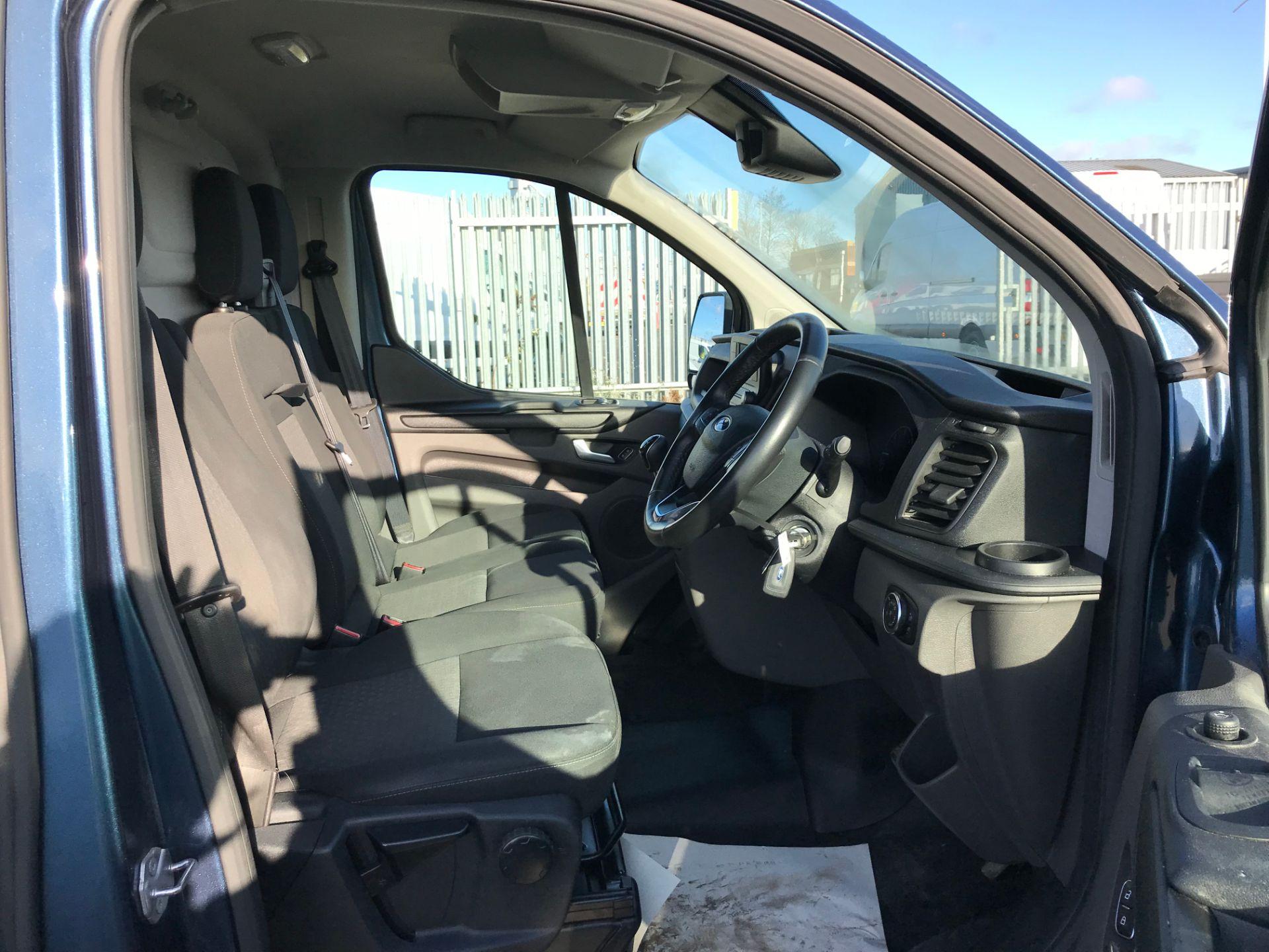 2018 Ford Transit Custom 2.0 Ecoblue 105Ps Low Roof Trend Van (BK68ZKC) Image 11