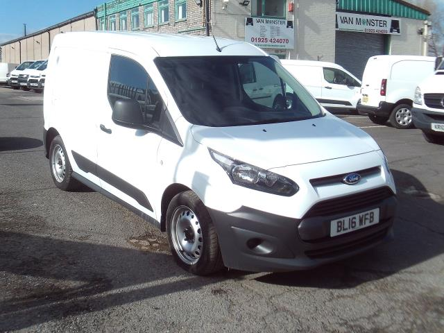 2016 Ford Transit Connect T200 L1 H1 75ps (BL16WFB)