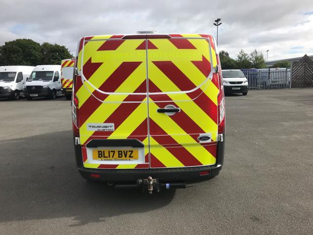 2017 Ford Transit Custom  290 L1 DIESEL FWD 2.0 TDCI 105PS LOW ROOF VAN EURO 6 (BL17BVZ) Image 8